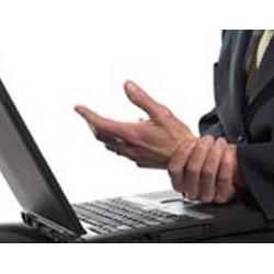"""Chuột máy tính: 'Sát thủ"""" hội chứng ống cổ tay"""