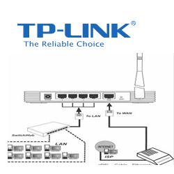 Hướng dẫn cài đặt nhanh thiết bị wifi TP-Link