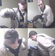 Webcam chống trộm