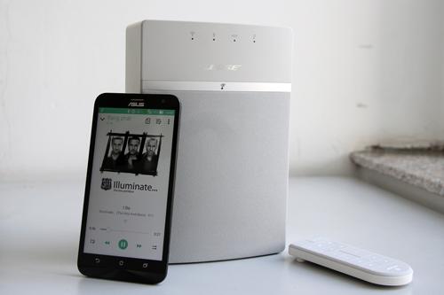 Loa Bluetooth không dây mini nhỏ gọn mà uy lực: Bose SoundTouch 10
