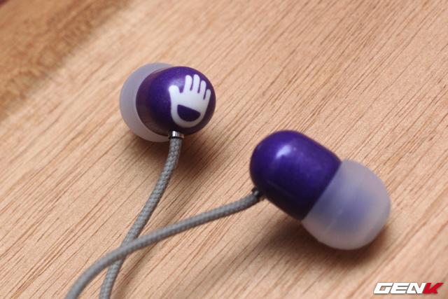 Tai nghe điện thoại Jelly Doux - nghe nhạc hay