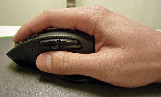 cách cầm chuột máy tính đúng cách
