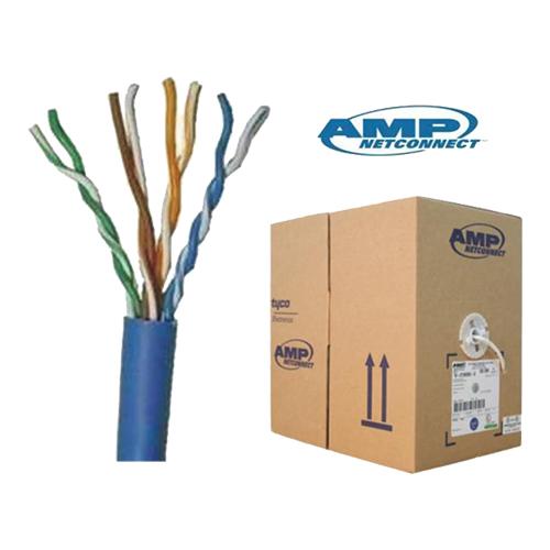 Dây cáp  AMP mạng LAN , dây cáp mạng internet AMP chính hãng