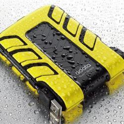 Giới thiệu ổ cứng di động chịu nước A-DATA SH93