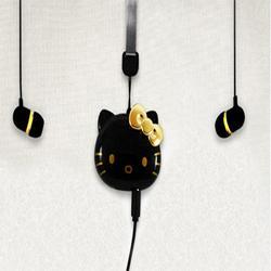 Máy chơi nhạc Hello Kitty thêm bản màu đen