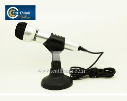 Giới thiệu, tìm hiểu, tư vấn Microphone cho máy tính