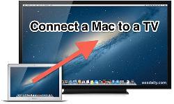 Kết nối Macbook với màn hình, TiVi, máy chiếu qua Dây cáp HDMI