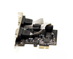 Card PCI to COM RS232 Express Dtech