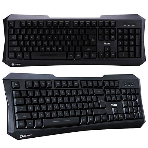 Bàn phím máy tính Marvo K821: Bàn phím game thủ k-821