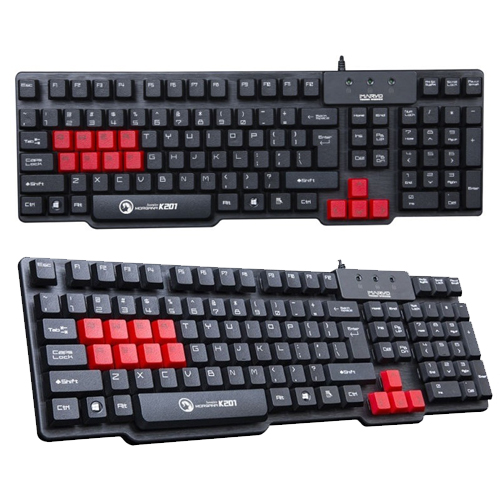 Bàn phím Marvo K201: Keyboard Marvo K201