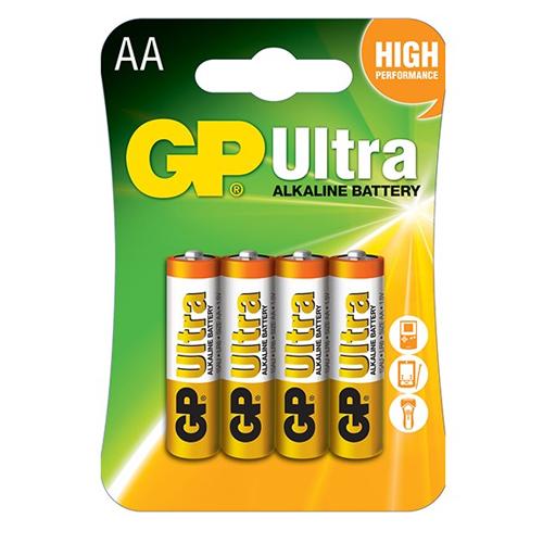 Pin AA GP Ultra Alkaline 15AU U4