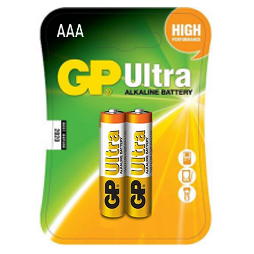 Pin AAA GP Ultra Alkaline 24AU U2