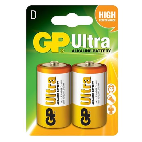 Pin đại D 1.5V GP Ultra Alkaline 13AU U2