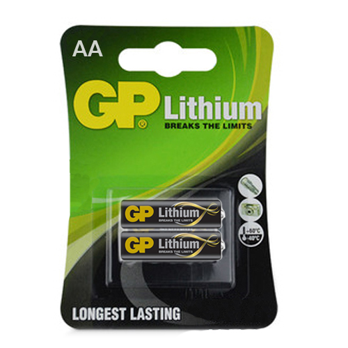 Pin AA 1.5V GP Lithium 15LF-U2