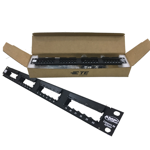 Patch panel AMP cat5e 24 cổng 1479154-2