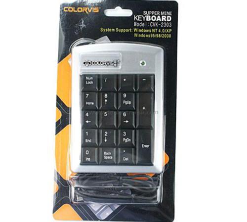 Bàn phím số cho Laptop colorvis CVK-2303