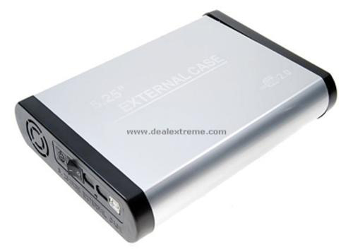 HDD box 5.25 ATA