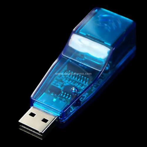 USB Lan 10/100Mps