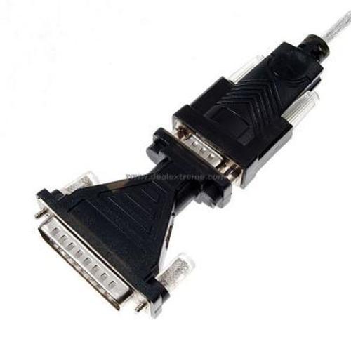 Dây cáp chuyển cổng USB sang cổng com DB9 RS232