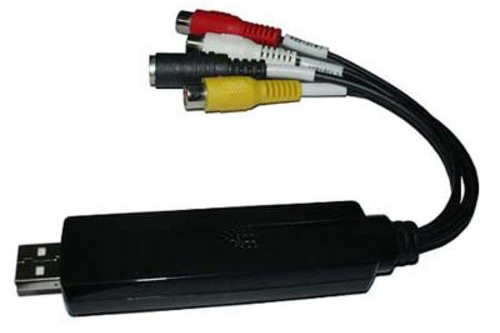Cáp thu USB Capture  AV