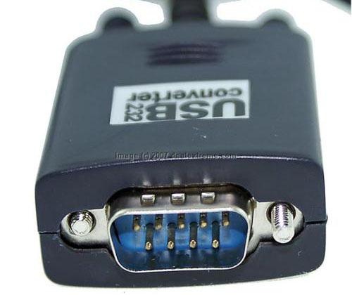 Dây cáp chuyển đổi RS232 sang USB