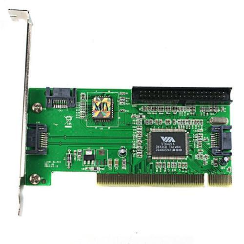 Card PCI to SATA/IDE - Card chuyển đổi PCI sang Sata
