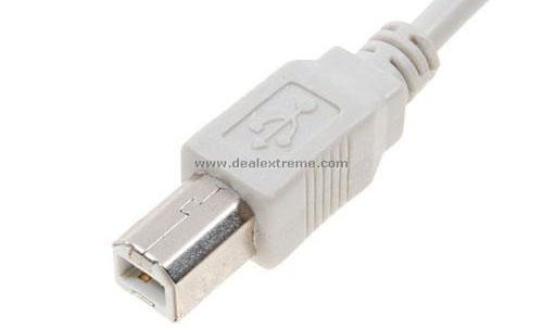 Dây cáp chuyển đổi USB 1.1 A to B Cable dài 1.5m
