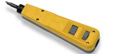 Kết quả hình ảnh cho Tool nhấn dây Cable mạng  AMP