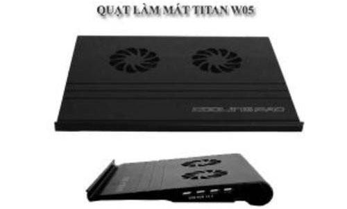 Đế tản nhiệt laptop Titan W05