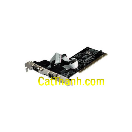 Card PCI to 2 COM