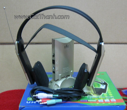 Tai nghe không dây UH140, Tai nghe không dây laptop giá rẻ