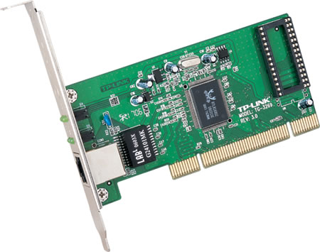 Card mạng TP-Link TG-3269  PCI Network Adapter