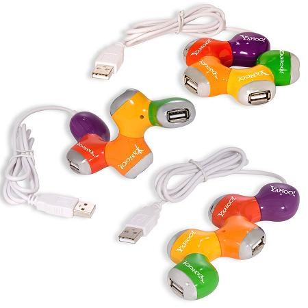 Bộ chia cổng USB hub - 1 ra 4