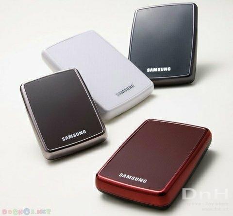 Ổ cứng di động SAMSUNG 250GB S2 PORTABLE
