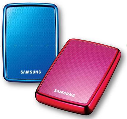 Ổ cứng di động  SAMSUNG 320GB S2 PORTABLE