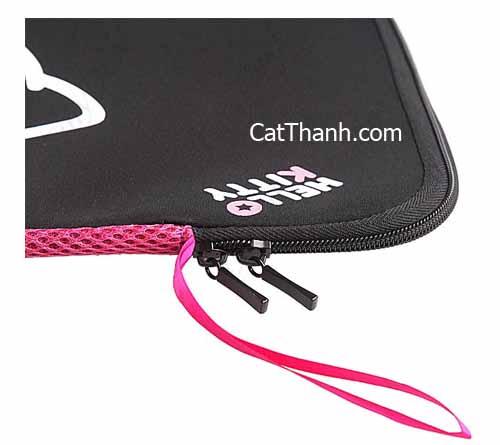 Túi chống sốc laptop Hello Kitty 12 inch