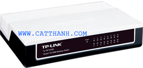 Switch Tp-link TL-SF1016D 16 port