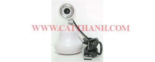 Webcam Foxdigi trắng