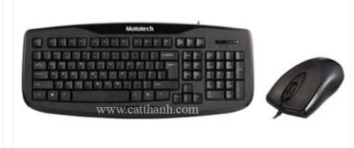 Bộ bàn phím và chuột Mototech S300 cho game thủ