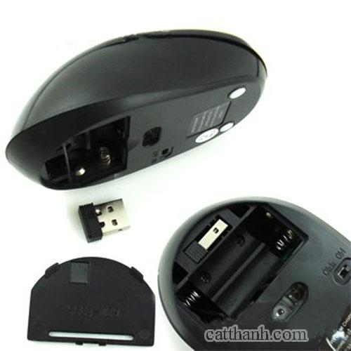 Bộ bàn phím chuột không dây Dell 8018