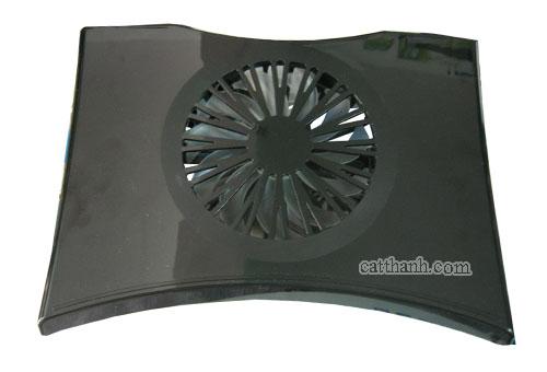 Đế tản nhiệt laptop nhựa mica Foxdigi IS630