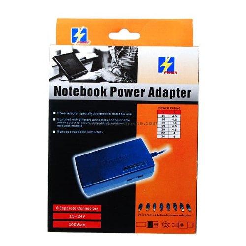 Sạc Laptop đa năng Foxdigi - Bộ sạc laptop - Sạc nguồn Laptop - Adapter laptop