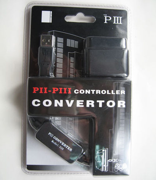 Giắc chuyển USB to PS2/PS3 & PC Controller Converter