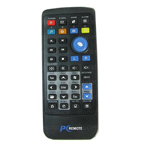 PC remote controller