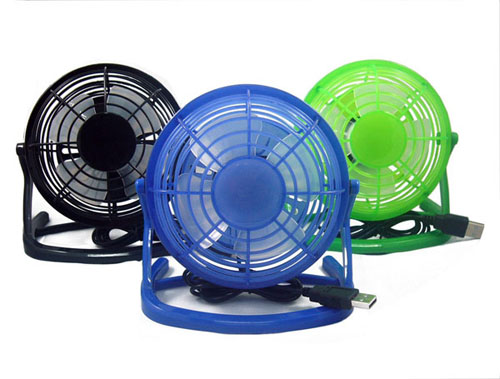 Quạt lồng MINI usb FAN LILENG