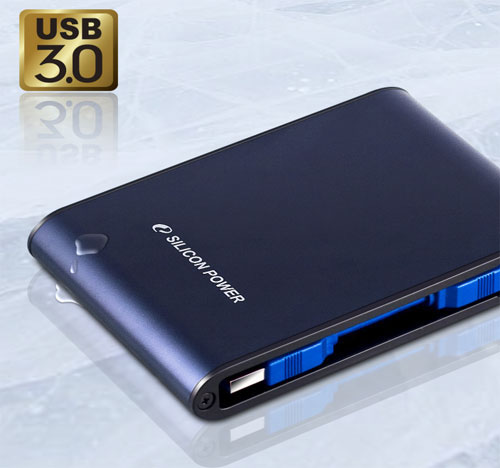 Ổ cứng Silicon Power 3.0 A80  500GB