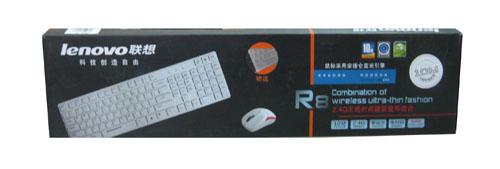 Bộ bàn phím & chuột không dây Lenovo R8