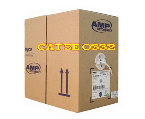 Dây cáp mạng  AMP Cat5  0332 (loại 2)
