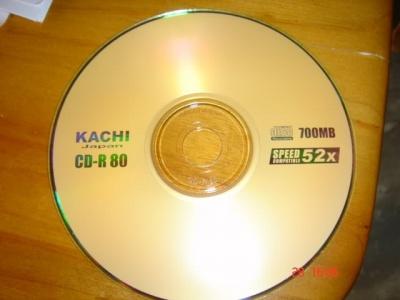 Kachi CD-R 52X