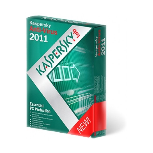 Kaspersky® Anti-Virus 2011